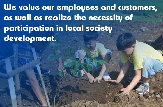 e-Zone International Corporate Social Responsibility