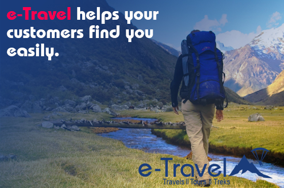 e-Travel Online Travel Management Software Nepal