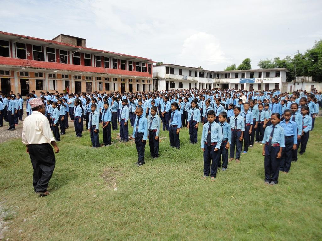 amarjyoti higher secondary school