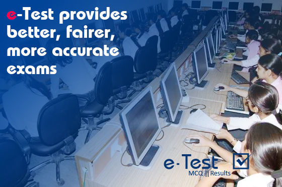 e-Test Online Exam Management Software Nepal