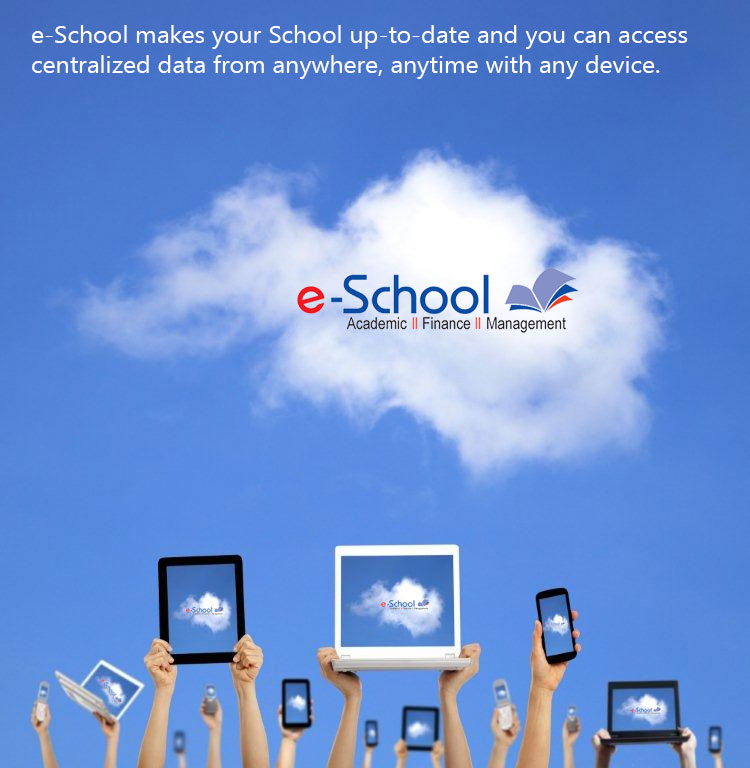 Cloud Based School Management Software Nepal